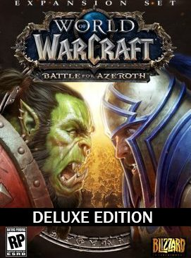 Battle for Azeroth Deluxe Edition