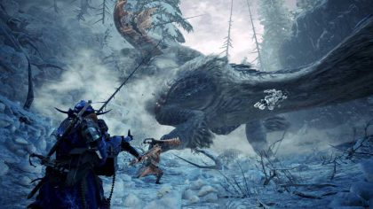 خرید سی دی کی Monster Hunter World: Iceborne